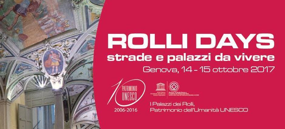 Rolli Days Genova