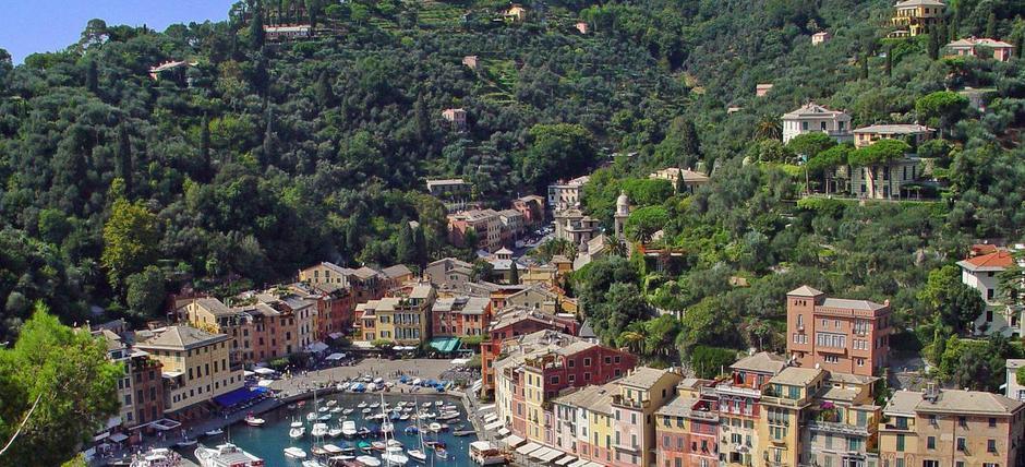 Il Parco di Portofino presenta le sue rocce [Italian]