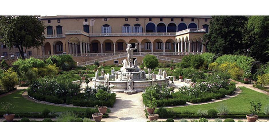 La Villa del Principe e il suo gLa Villa del Principe e il suo giardino all'italianaiardino all'italiana