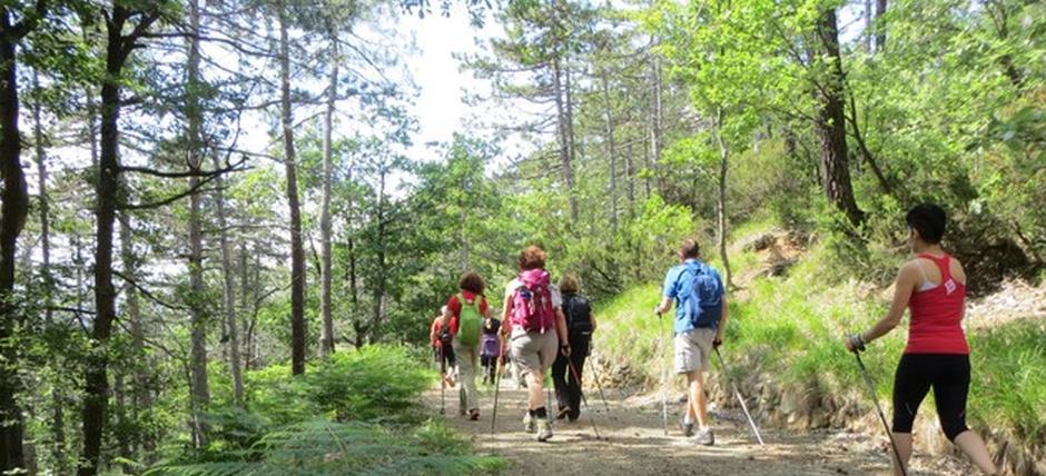 Tour around the refuges of the Park