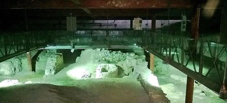 I venerdì dei Giardini Luzzati. Visita Guidata all'Area Archeologica