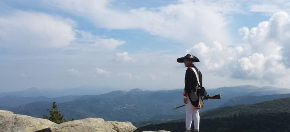 On the trail of Napoleon along the Beigua paths