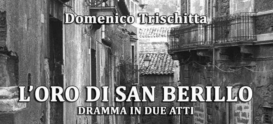 Domenico Trischitta porta al Caffè del Teatro Massimo l'oro di San Berillo [Italian]