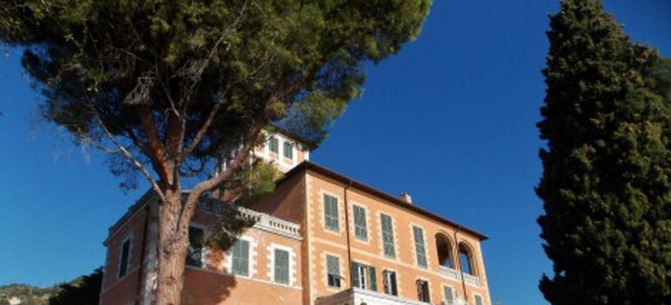 Dove vivevano gli Hanbury, visita guidata a Palazzo Orengo [Italian]