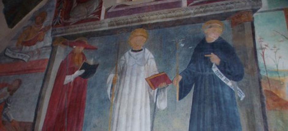 Dolceacqua, ascesa alla Chiesa di San Bernardo e degustazione