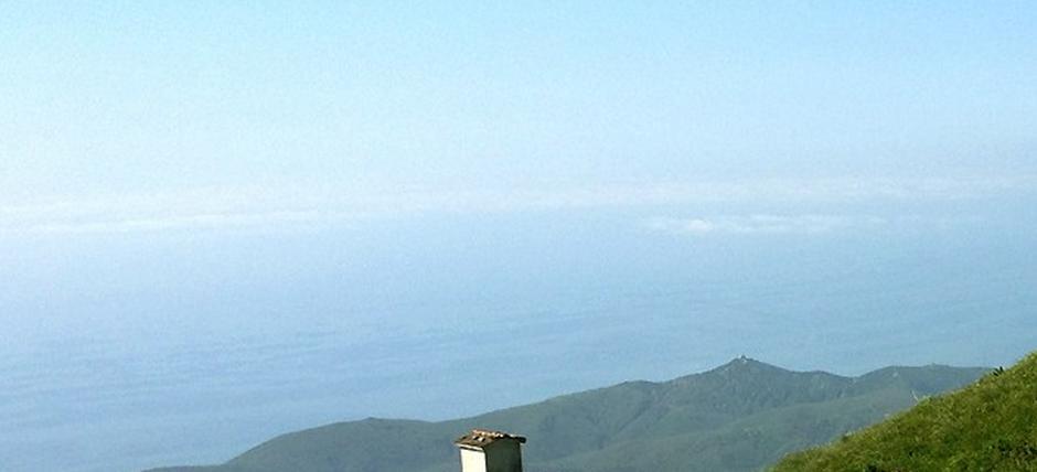 Sull'Alta Via dei Monti Liguri, dal Faiallo al Rifugio Argentea