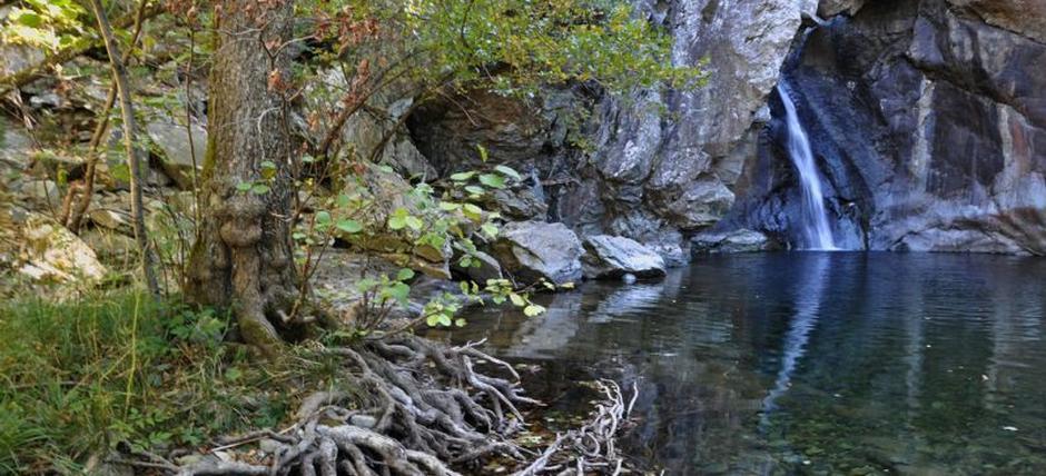 Trekking fotografico nel Beigua, tra torrenti e cascate