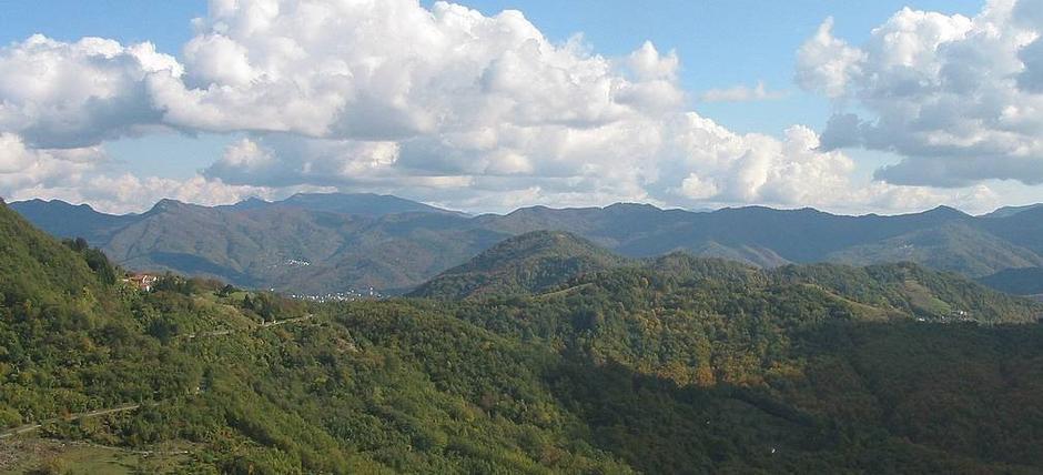 Parco Naturale Regionale dell'Antola