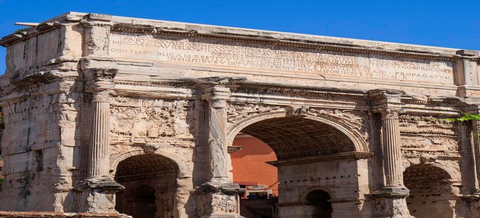 Arco di Settimio Severo