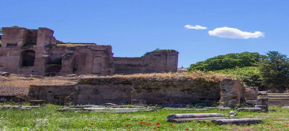 Rostri del tempio del Divo Giulio