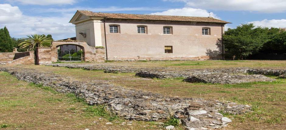 Tempio del Sole / Chiesa di S. Sebastiano