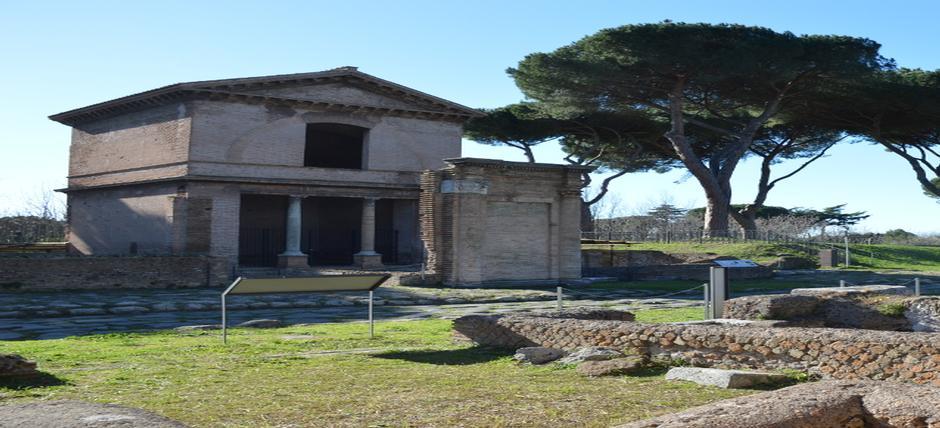 Tombe della Via Latina