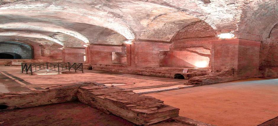 Mitreo delle Terme di Caracalla