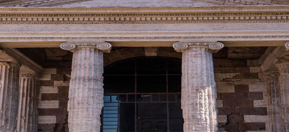 Templi del Foro Boario