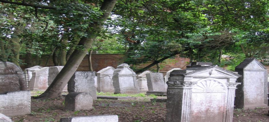 Antico Cimitero del Lido di Venezia