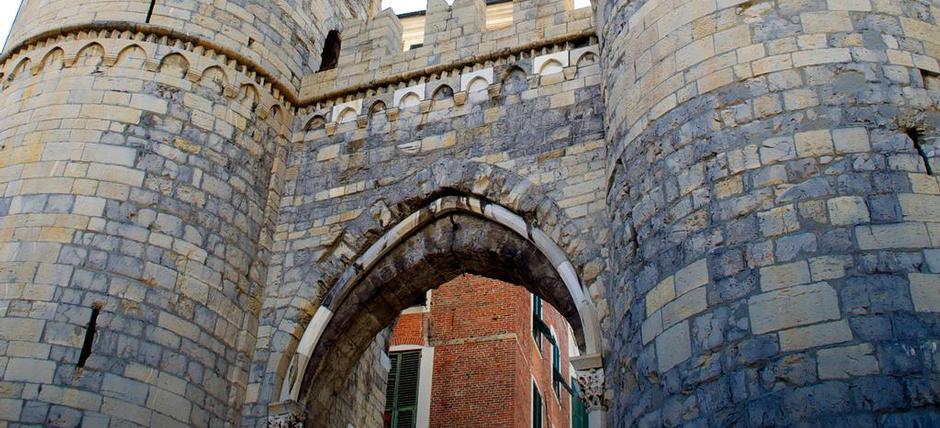 Torri di Sant'Andrea - Porta Soprana