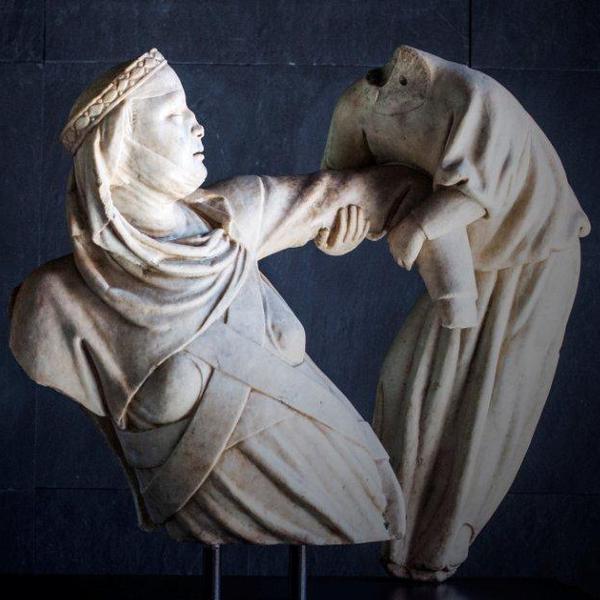Monumento funebre a Margherita di Brabante